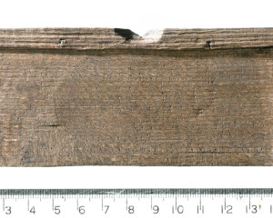 Earliest written reference to London found