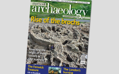 Current Archaeology 308