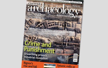 Current Archaeology 309
