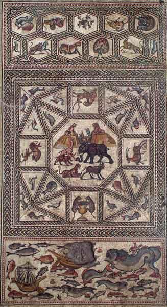 Lod-mosaic