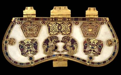 Sutton Hoo at the British Museum
