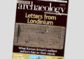 Current Archaeology 317 – now on sale