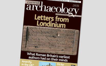 Current Archaeology 317