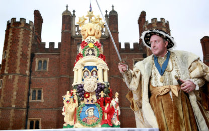 Edible Archaeology: Hampton Court Palace