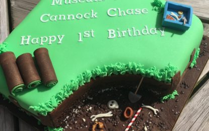 Edible Archaeology: Museum of Cannock Chase YAC