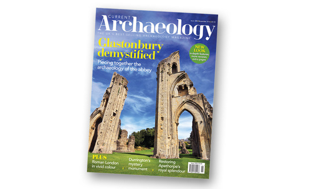 The new-look Current Archaeology – 16 extra pages!
