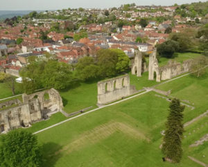 Glastonbury Abbey: the archaeological story