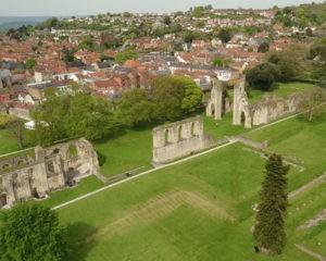 Glastonbury Abbey: the archaeological story