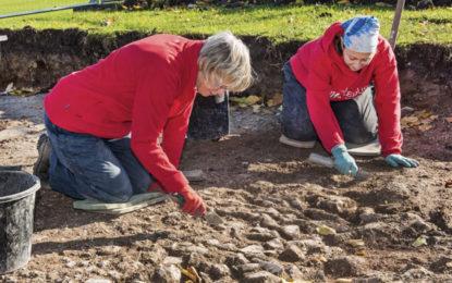 Maple Lime Kilns Community Dig