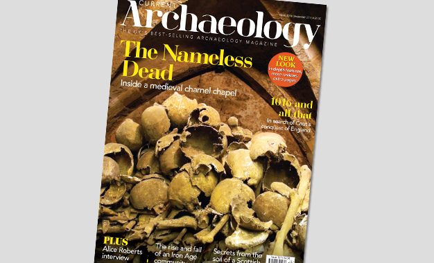 Current Archaeology 321