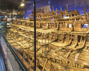 The Mary Rose revisited