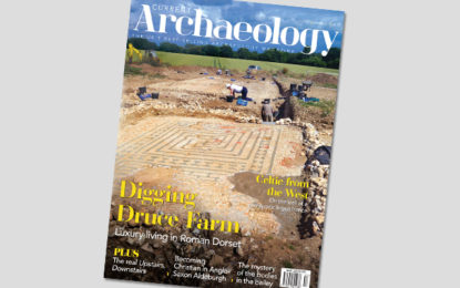 Current Archaeology 323