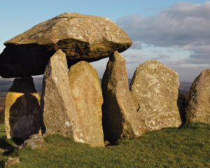 Heathery livrocky land: rethinking the stones of Neolithic Pembrokeshire