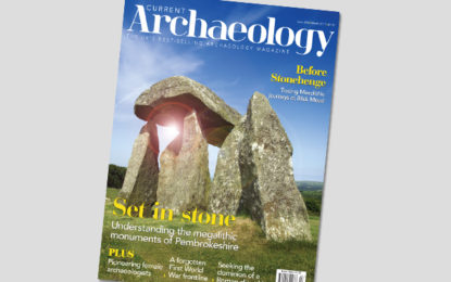 Current Archaeology 324