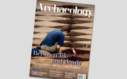 Current Archaeology 325