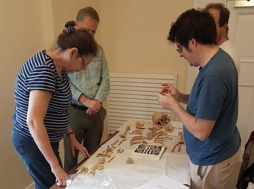 Osteoarchaeological Project