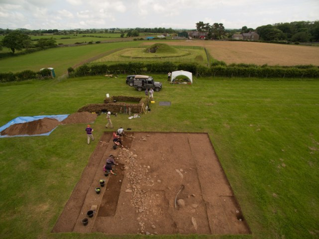 Bryn Celli Ddu Landscape Project