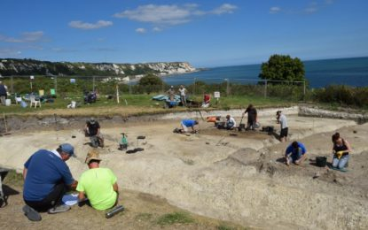 East Wear Bay Archaeological Field School