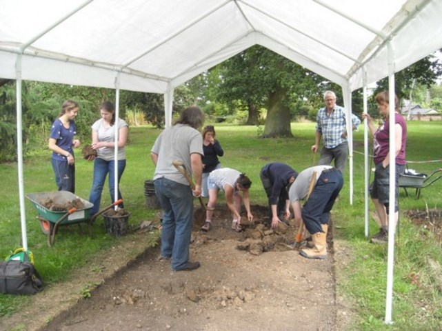Copped Hall Archaeology & Geophysics Taster Weekends