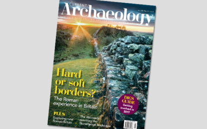 Current Archaeology 326