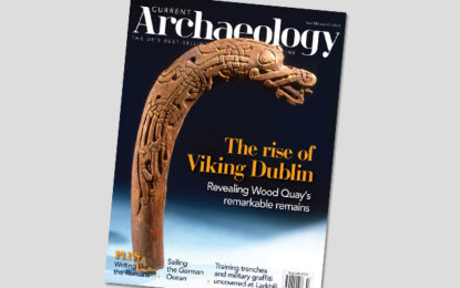 Current Archaeology 328