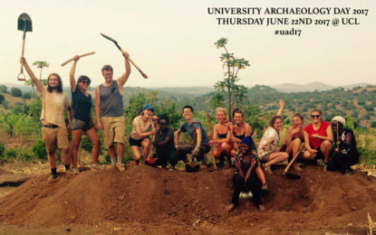 Event: University Archaeology Day