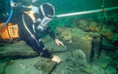 Discoveries from the deep: sailing aboard the Swan in the 17th century
