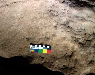 Rare Ice Age rock art found in Cheddar Gorge - Current ...