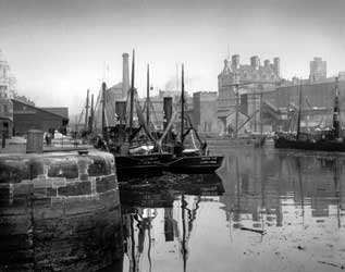 Early 20th century Liverpool