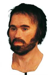 Reconstructin of Lindow Man